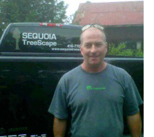 Craig Hoppe, Lead Lanscaper at Sequoia Treescape