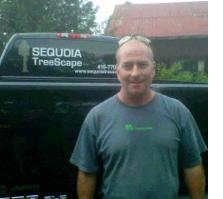 Craig Hoppe, Lead Lanscaper at Sequoia Treescape